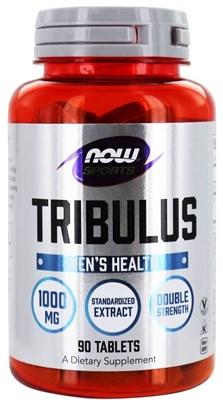 NOW - Tribulus 1000mg (90таб) - фото 6298