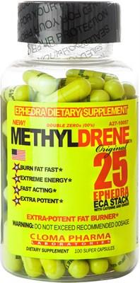 Cloma Pharma - Methyldrene original (100капс) - фото 6306