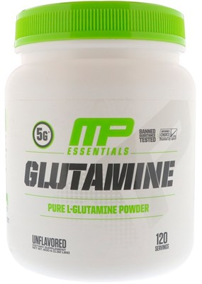 Muscle Pharm Glutamine (600гр) - фото 6309