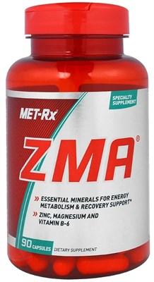 MET-Rx ZMA (90капс) - фото 6314