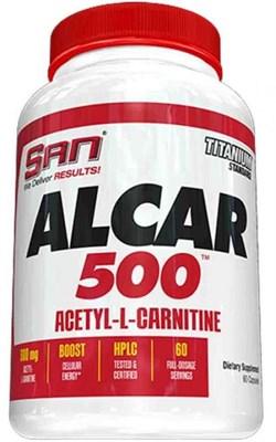 SAN Alcar 500mg (60капс) - фото 6332