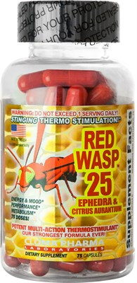 Cloma Pharma - Red Wasp (75капс) - фото 6335