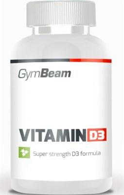 GymBeam Vitamin D3 (60гел.капс) - фото 6342