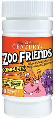 21st Century ZOO Friends Complete (60жев.таб) - фото 6407