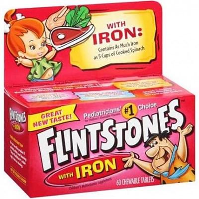 Bayer Flintstones with Iron (60жев.таб) - фото 6410