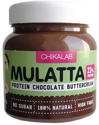 ChikaLab Mulatta Шоколадная паста с фундуком (250гр) - фото 6417