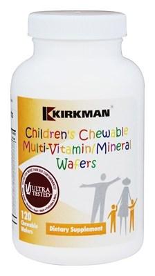 Kirkman Childrens Chewable Multi-Vitamin Mineral (120жев.таб) - фото 6427