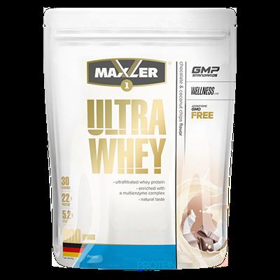 Maxler Ultra Whey (900гр) - фото 6431