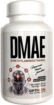 OptiMeal DMAE 250mg (120капс) - фото 6440