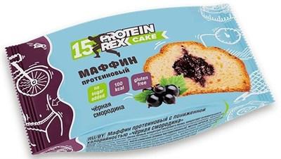 Royal Cake 15% ProteinRex Cake Маффин протеиновый (40гр) - фото 6442