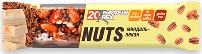 Royal Cake 20% ProteinRex Nuts (40гр) - фото 6445