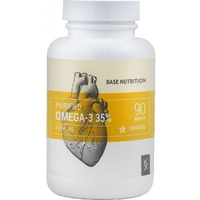 CMTech Omega-3 35% (90капс)(ваниль) - фото 6472