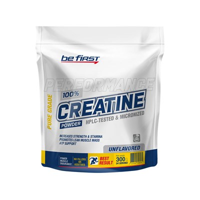 Be First - Micronized Creatine (300гр) пакет - фото 6473