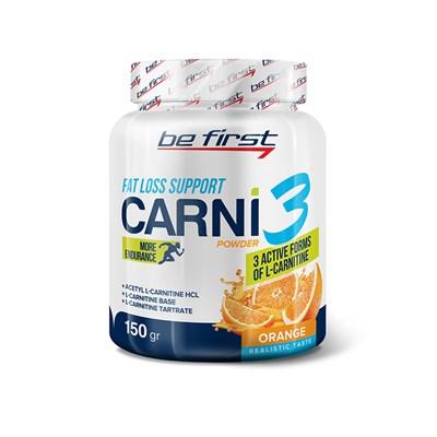 Be First - CARNI 3 powder (150гр) - фото 6494