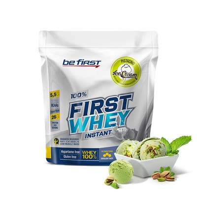 Be First - First Whey instant (420гр) - фото 6496