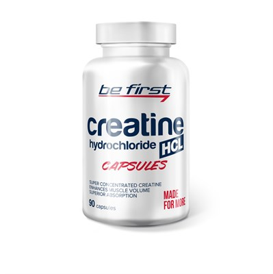 Be First - Creatine HCL Capsules (90капс) - фото 6501