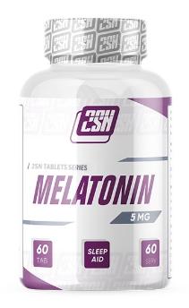 2SN Melatonin 5mg (60таб) - фото 6518