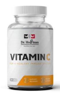 Dr. Hoffman Vitamin C 500mg (90капс) - фото 6531