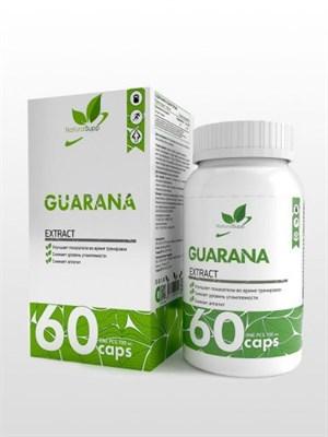 Natural Supp Guarana 700mg (60капс) - фото 6550