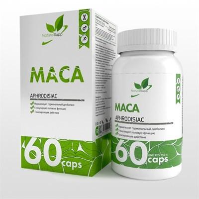 Natural Supp MACA 500mg (60капс) - фото 6553