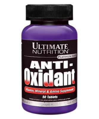 Ultimate Nutrition Anti-Oxidant (50таб) - фото 6588