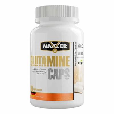 Maxler Glutamine (90капс) - фото 6603