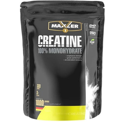 Maxler Creatine (1000гр) пакет - фото 6604