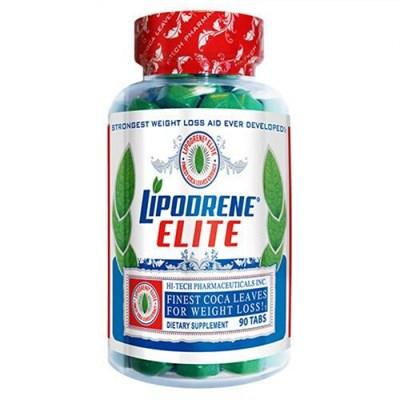 Hi-Tech Pharmaceuticals Lipodrene Elite (90таб) - фото 6610