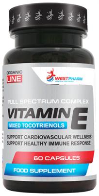 WESTPHARM Vitamin E 400ME (60капс) - фото 6615