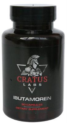 Cratus Labs - Ibutamoren (MK-677) (90капс) - фото 6634
