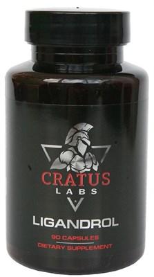 Cratus Labs - Ligandrol (LGD-4033) (90капс) - фото 6636