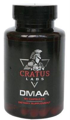 Cratus Labs - DMAA (90капс) - фото 6638