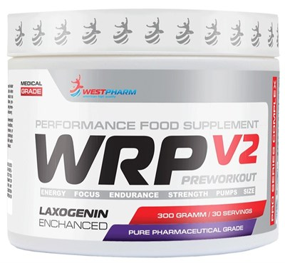 WESTPHARM - WRP V2 with Laxogenin (300гр) - фото 6647