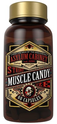 Insane Labz Muscle Candy (60капс) - фото 6649