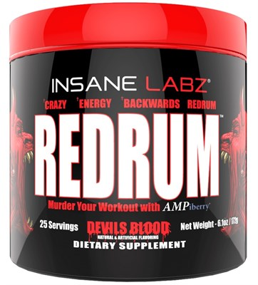 Insane Labz Redrum (172гр) - фото 6664