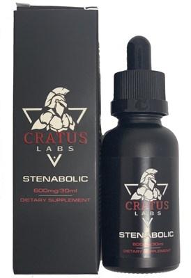 Cratus Labs - Stenabolic liquid 600мг (30мл) - фото 6665