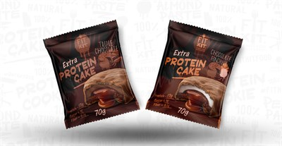 Fit Kit Protein Cake EXTRA (70гр) - фото 6674
