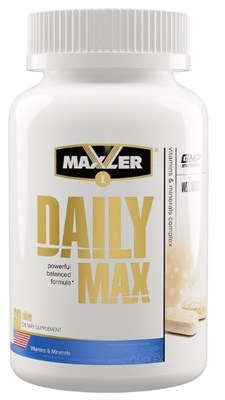 Maxler Daily Max (60таб) - фото 6683