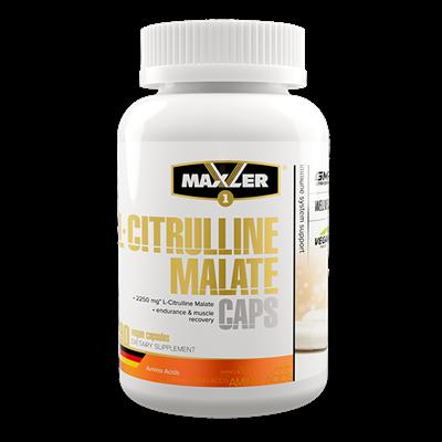 Maxler L-Citrulline Malate (90вег.капс) - фото 6721