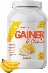 CyberMass - Gainer&Creatine (1500гр) - фото 6743