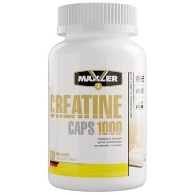 Maxler Creatine Caps 1000 (200капс) - фото 6746