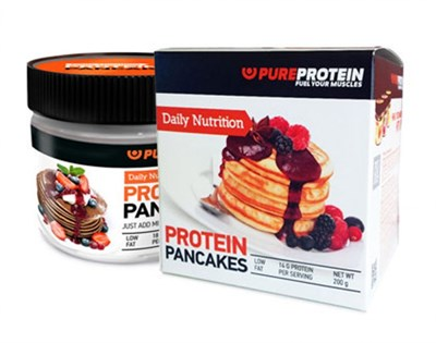 PureProtein - Блины Protein Pancakes (200гр) - фото 6747