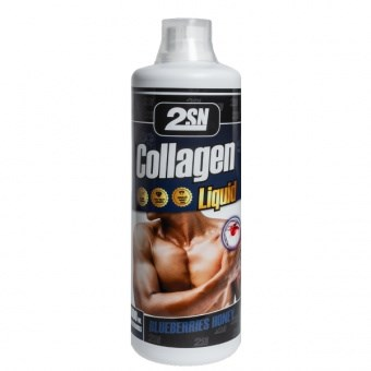 2SN Collagen Liquid Wellness (1000мл) - фото 6763