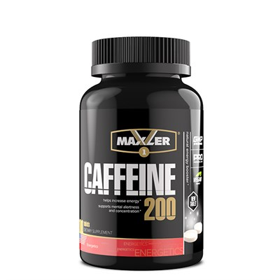 Maxler Caffeine 200 mg (100таб) - фото 6777