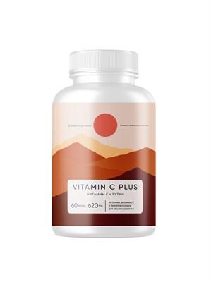 ELEMENTICA - Vitamin C + Rutin (60капс) - фото 6801