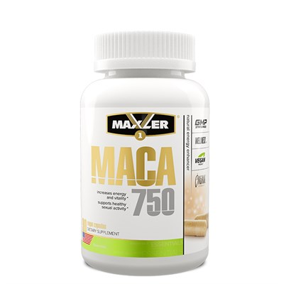 Maxler Maca 750 6:1 Concentrate (90вег.капс) - фото 6806