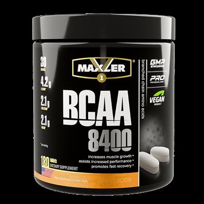 Maxler BCAA 8400 (180таб) - фото 6844