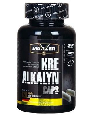 Maxler Kre-Alkalyn (120капс) - фото 6847