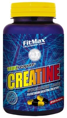 FitMax - Creatine Creapure (250капс) - фото 6850