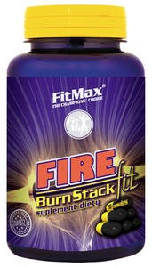FitMax - Fire Fit (90капс) - фото 6858